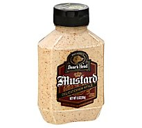 Boars Head Mustard Delicatessen Style With White Wine - 9.5 Oz