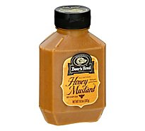 Boars Head Mustard Honey Squeezable - 10.5 Oz