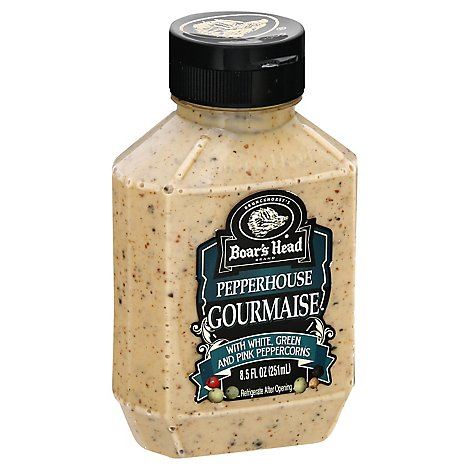 Boars Head Gourmaise Pepperhouse Squeeze - 9.5 Oz