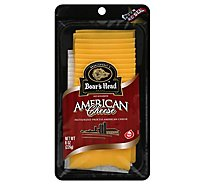 Boars Head Cheese American Yellow - 8 Oz