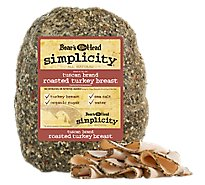 Boars Head Simplicity All Natural Turkey Breast Tuscan - 0.50 LB