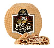 Boars Head Turkey Honey Smoked - 0.50 LB