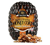 Boars Head Maple Glazed Honey Coat Turkey Breast - 0.50 Lb.