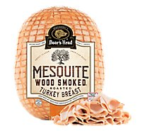 Boars Head Mesquite Wood Smoked Turkey Breast - 0.50 Lb.