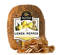 Boars Head Chicken Breast Lemon Pepper Roasted - 0.50 LB