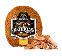 Boars Head EverRoast Chicken Breast Oven Roasted - 1.00 LB