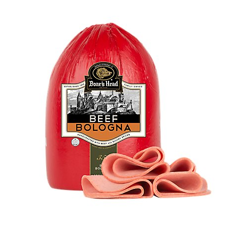 Boars Head Bologna Beef - 0.50 LB