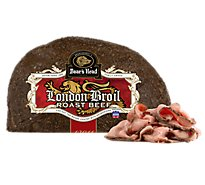 Boars Head London Broil Roast Beef - 0.50 Lb