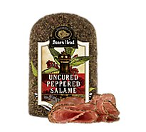 Boars Head Salami Peppered - 0.50 LB
