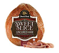 Boars Head Ham Sweet Slice Smoked - 1.00 LB