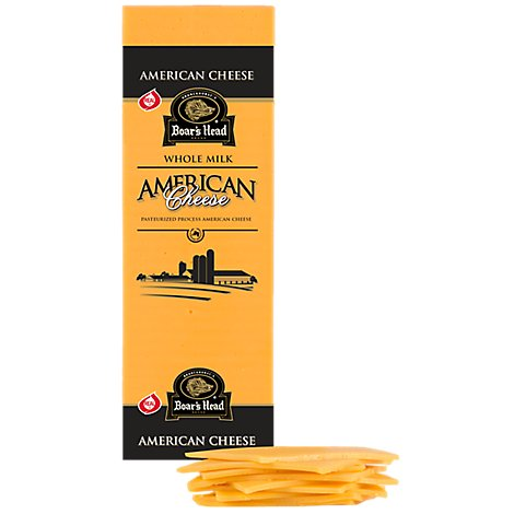 Boars Head Cheese American - Online