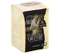 Boars Head Cheese Gruyere French - 1.00 LB