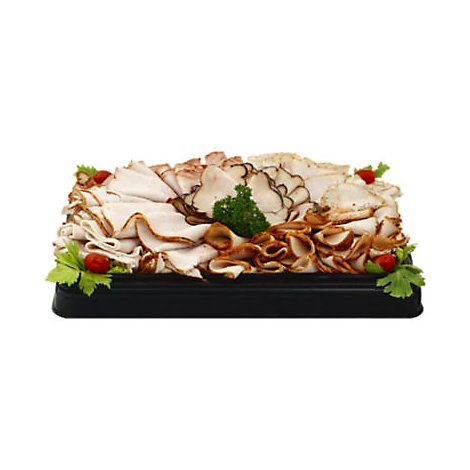 Boars Head Deli Catering Tray Turkey Favorites - 12-16 Servings