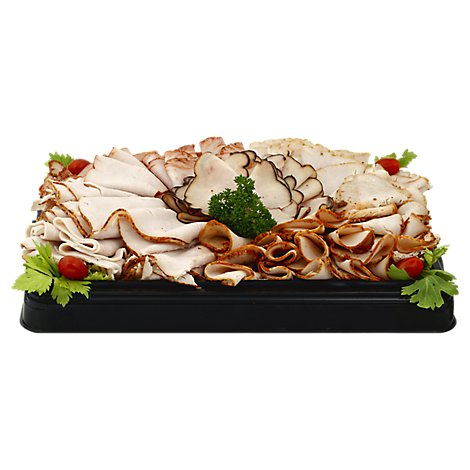 Boars Head Deli Catering Tray Turkey Favorites - 8-12 Servings