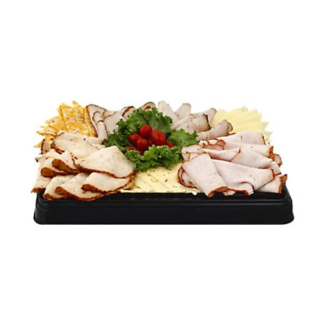 Boars Head Deli Catering Tray Savory & Bold 12 to 16 Servings - Each
