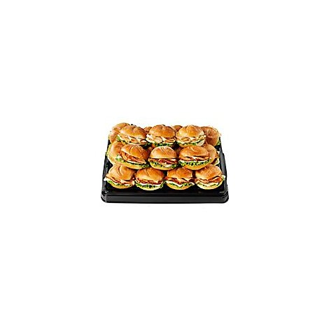 Boars Head Deli Catering Tray Sandwich Spicy & Savory - 8-12 Servings