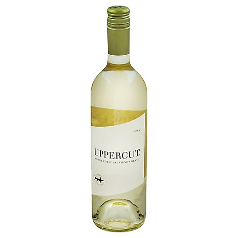 Uppercut Wine Sauvignon Blanc North Coast - 750 Ml