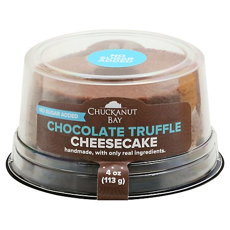 Cake Cheesecake Chocolate Truffle Nsa - Each