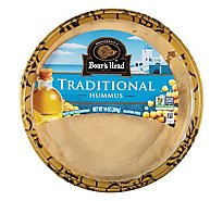 Boars Head Hummus Traditional - 10 Oz