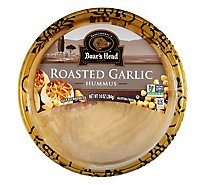 Boars Head Hummus Roasted Garlic - 10 Oz