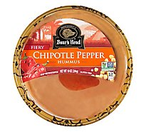Boars Head Hummus Roasted Chipotle Pepper - 10 Oz