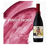 Prophecy Pinot Noir Red Wine - 750 Ml