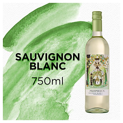 Prophecy New Zealand Sauvignon Blanc White Wine - 750 Ml