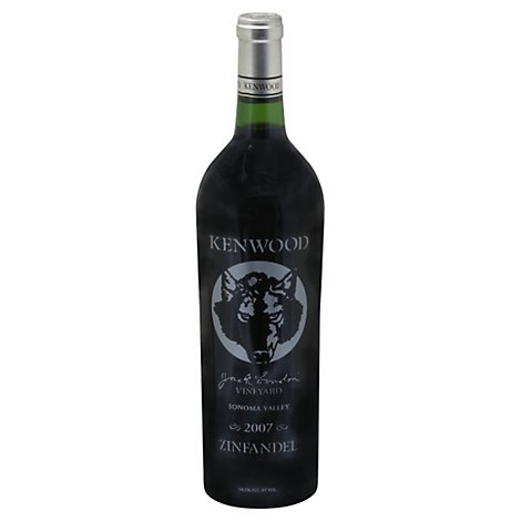Kenwood Wine Zinfandel Sonoma Valley - 750 Ml