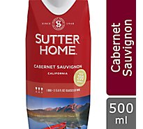 Sutter Home Wine Cabernet Sauvignon California Tetra Pack - 500 Ml