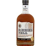 Rebel Yell Whiskey Bourbon Kentucky Straight 80 Proof - 750 Ml