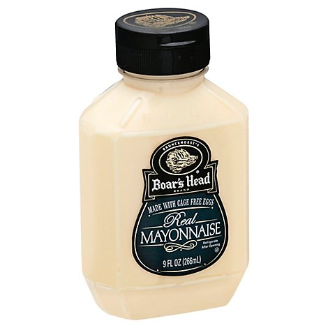 Boars Head Cage Free Egg Mayonnaise - 9Oz
