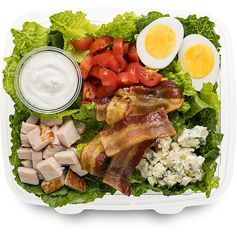 Boars Head Salad Turkey Cobb - Each (680 Cal)
