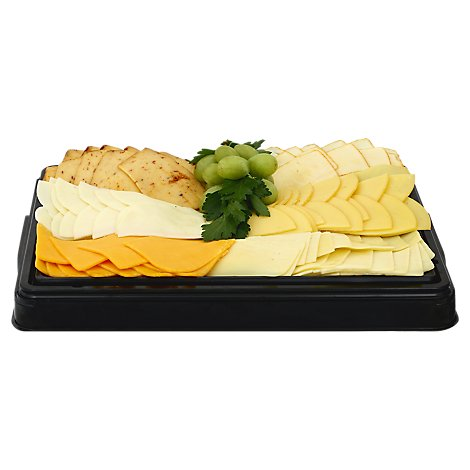 Boars Head Catering Tray Classic Cheese Collection 8 to 12 Servings - Each