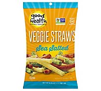Good Health Veggie Straws Sea Salt Bag - 6.75 Oz