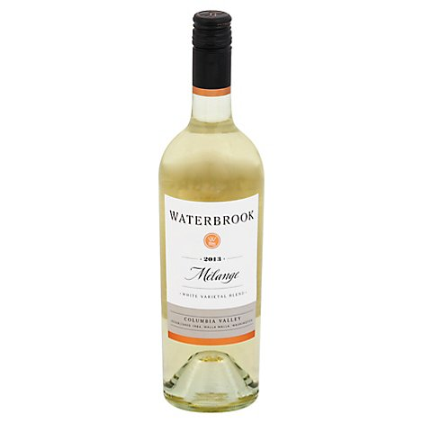 Waterbrook Melange Blanc Columbia Valley Wine - 750 Ml