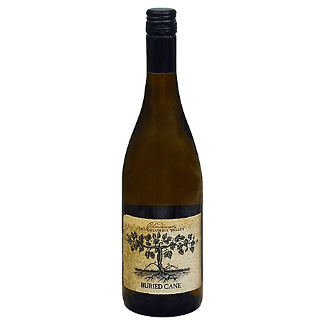 Buried Cane Chardonnay Columbia Valley Washington State - 750 Ml