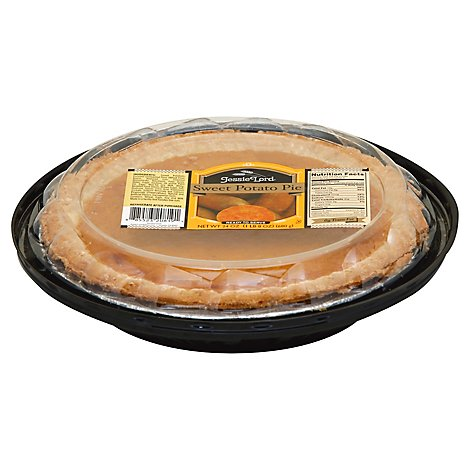 Jessie Lord Pie 8 Inch Sweet Potato - Each