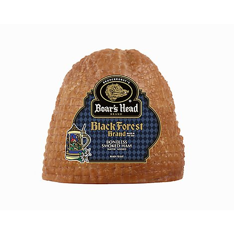 Boars Head Ham Baby Black Forest - 1 Lb
