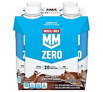 MUSCLE MILK 100 Calorie Protein Shake Non Dairy Chocolate - 4-11 Fl. Oz.