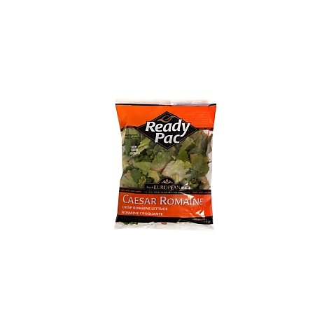Ready Pac Fresh European Style Salad Blend Caesar Romaine - 10 Oz