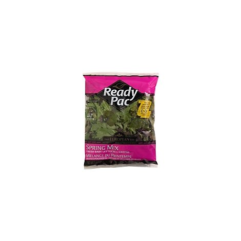 Ready Pac Fresh European Style Salad Blend Spring Mix - 5 Oz