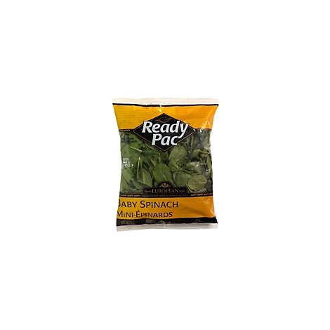 Ready Pac Baby Spinach Salad - 6 Oz