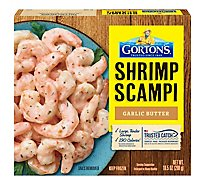 Gortons Shrimp Scampi Garlic Butter - 12-10.5 Oz