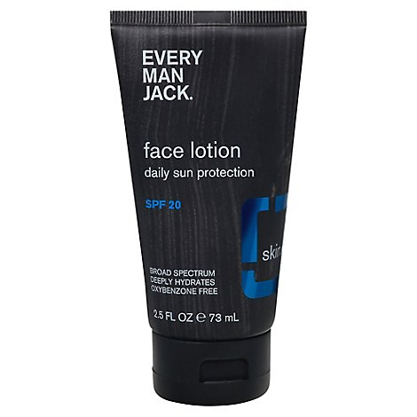 Every Man Jack Lotion Spf15 Frag-Free - 3.2 Oz