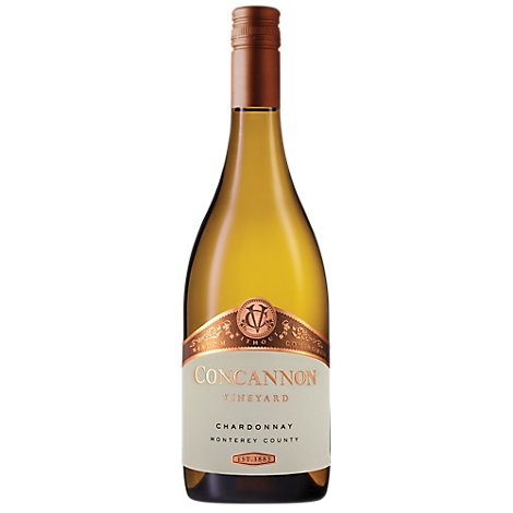 Concannon Vineyard Wine White Chardonnay - 750 Ml