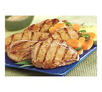 Meat Counter Pork Loin Chops Assorted Ends Vpc - 2.75 LB