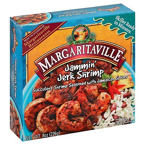 Margaritaville Shrimp Jammin Jerk - 8 Oz