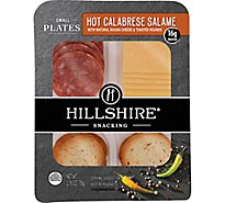 Hillshire Snacking Small Plates Hot Calabrese Salame with Gouda Cheese - 2.76 Oz