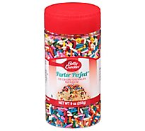 Betty Crocker Parlor Perfect Sprinkles Confetti - 9 Oz