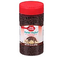 Betty Crocker Parlor Perfect Sprinkles Chocolate - 9.3 Oz